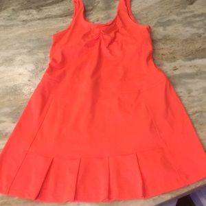 Calvin Klein tennis dress.  Built in bra.